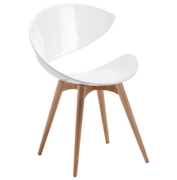 Sedia twist l comoda ed elegante adatta per l 39 arredamento for Sedie design twist