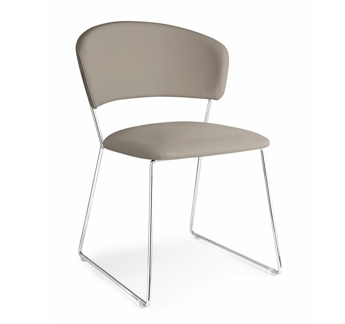 Sedia atlantis comoda ed ergonomica l 39 ideale per for Sedia design comoda