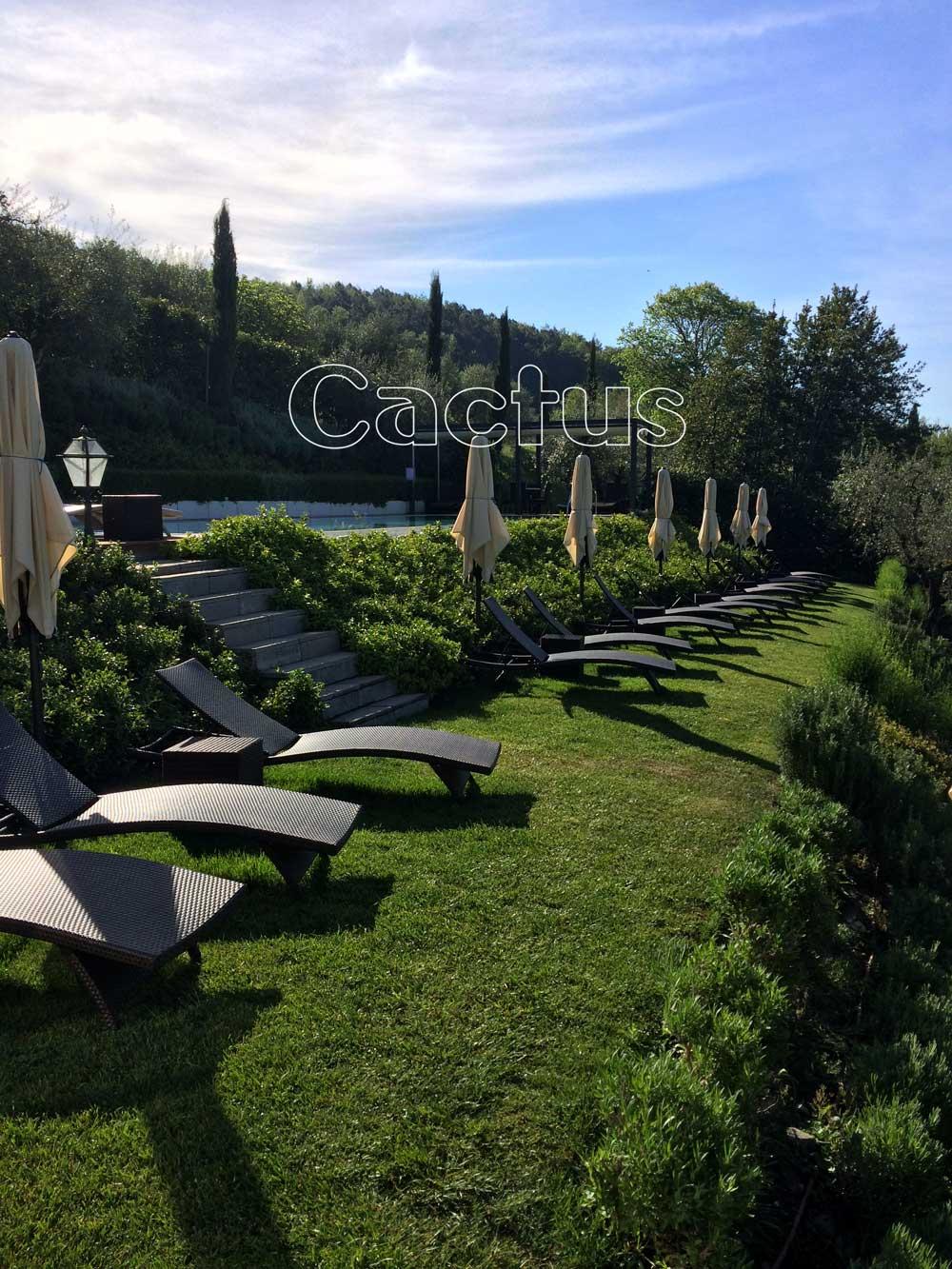 Agriturismo Villa Parri - via Modenese -Pistoia