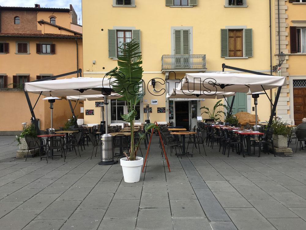 Ristorante Decanter - Piazza S. Maria delle Carceri - Prato