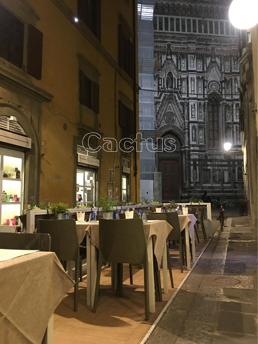 Ristorante Buca Niccolini, via Ricasoli 5, Firenze