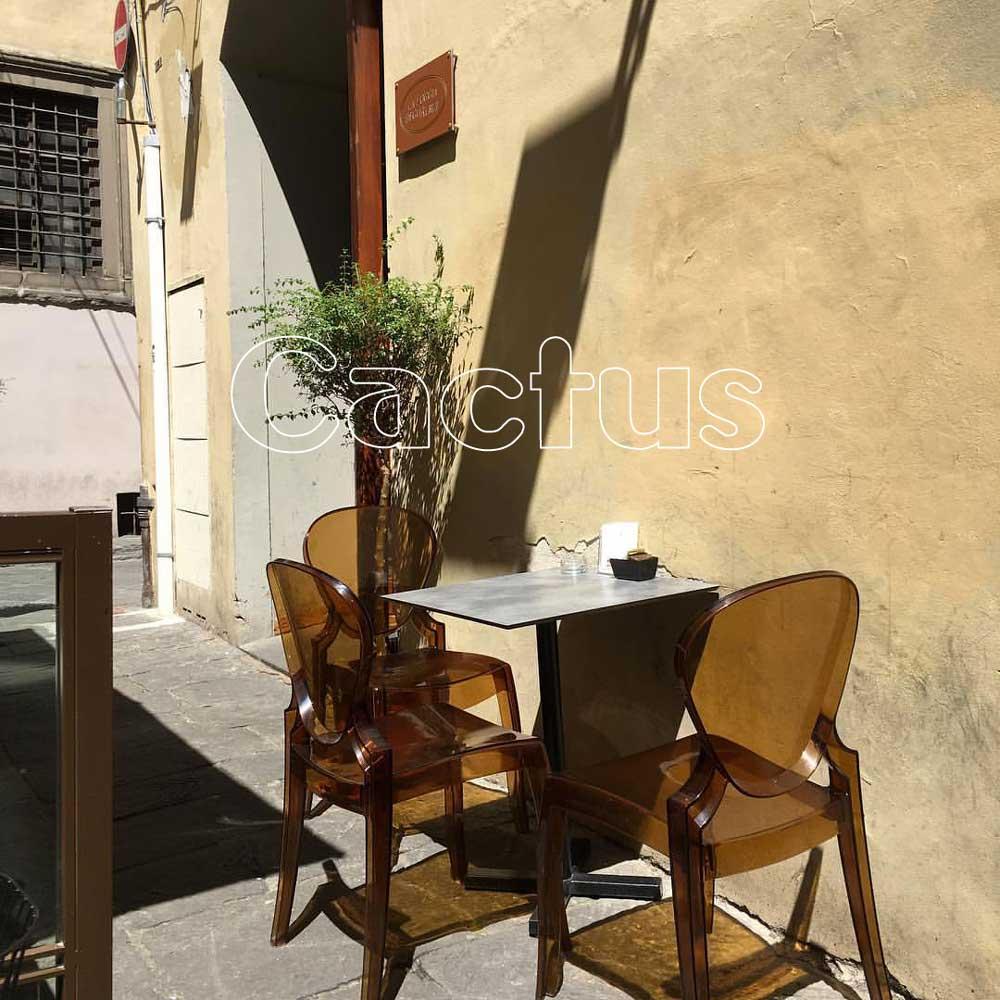 Bar Loggia degli Artisti - Borgo Albizi - Firenze