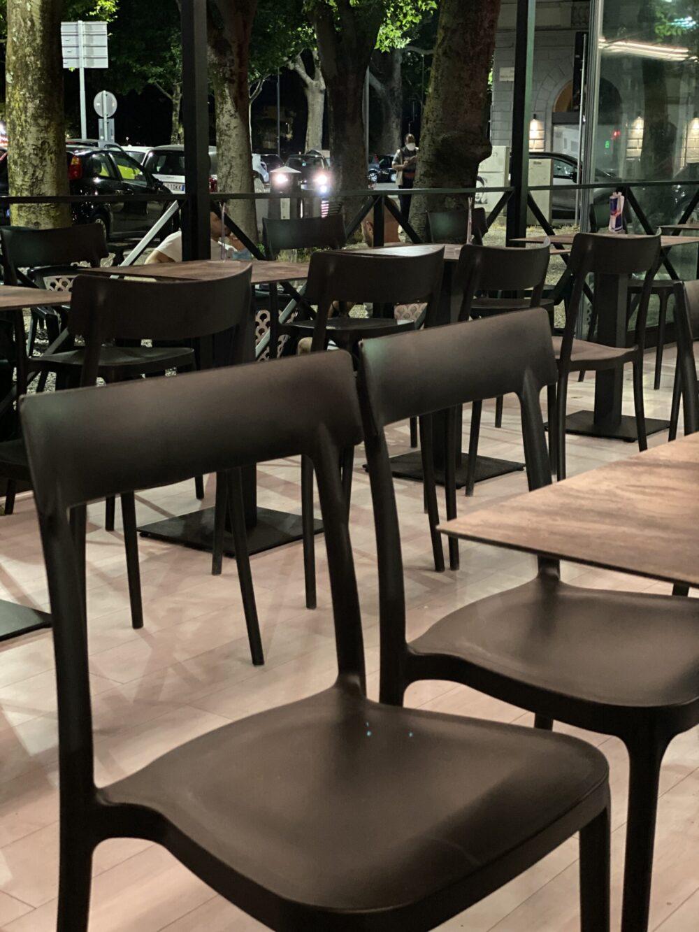 sedia ristorante