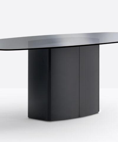 tavolo in vetro pedrali