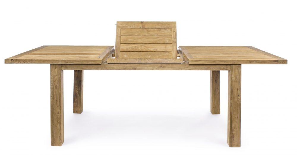 tavolo allungabile teak