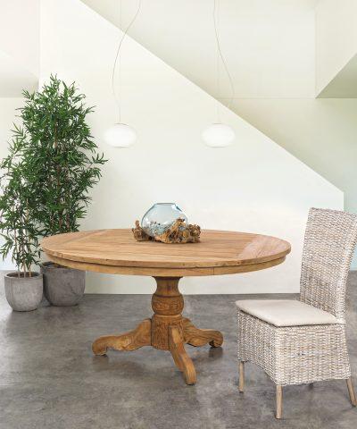 tavolo kibali giardino tondo
