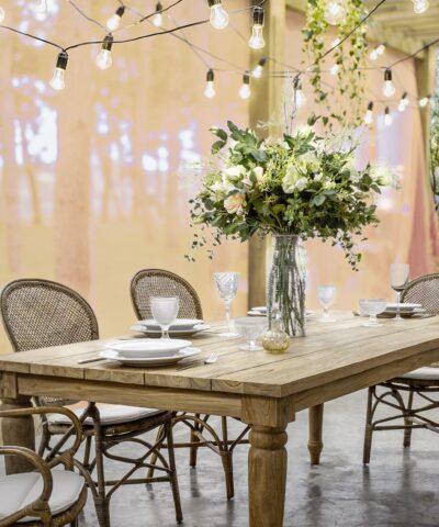 tavolo monterrey in teak