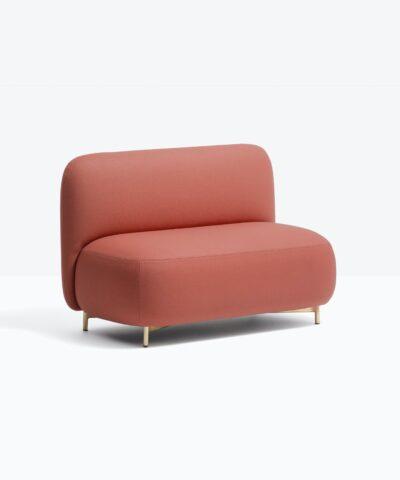divanetto ottone