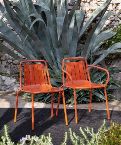 sedie giardino esterno