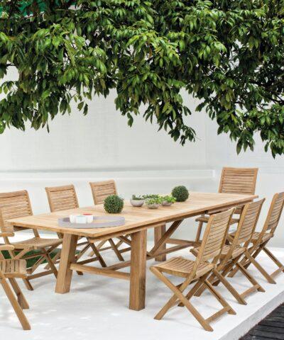 tavoli giardino cactus