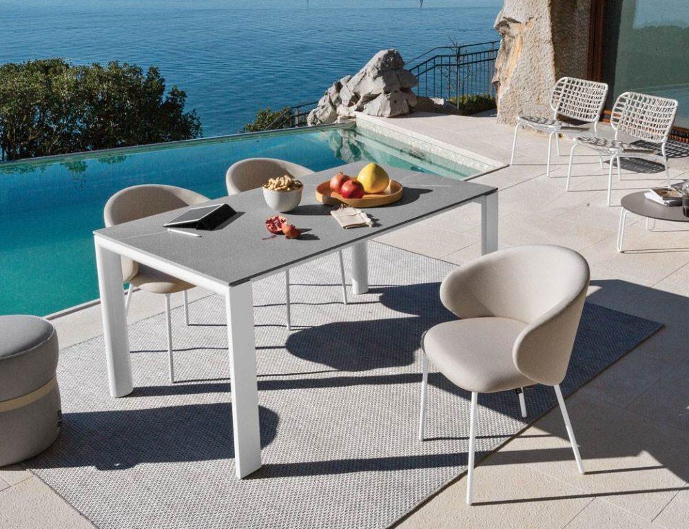 tavolo domina connubia per esterno
