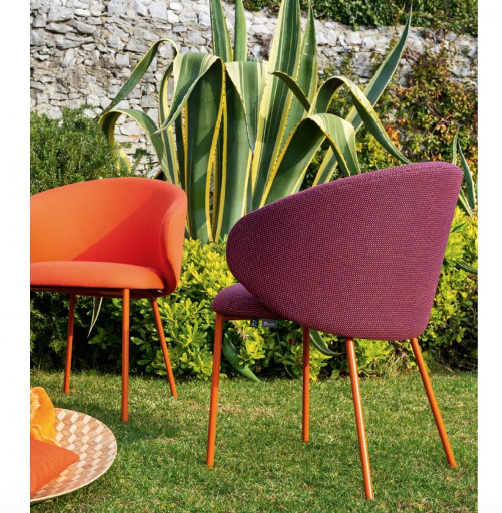 sedie giardino connubia